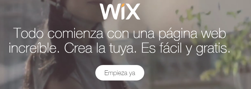 Wix Descuentos