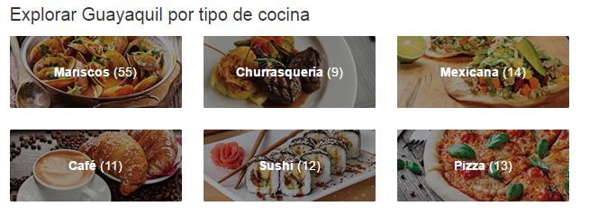TripAdvisor Cocina