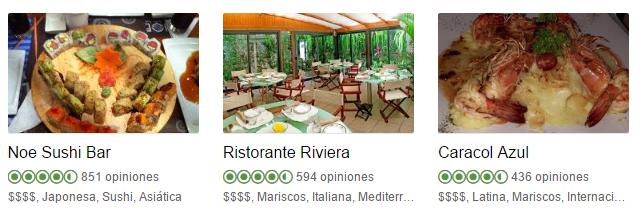 TripAdvisor Gastronomía Perú