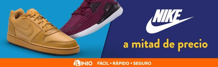 Nike a mitad de precio