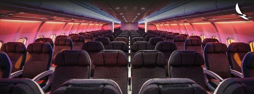Avianca te brinda máxima comodidad para viajar