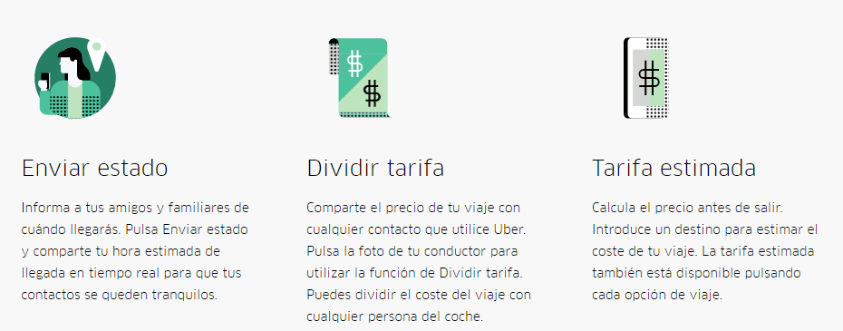 Como funciona Uber Perú